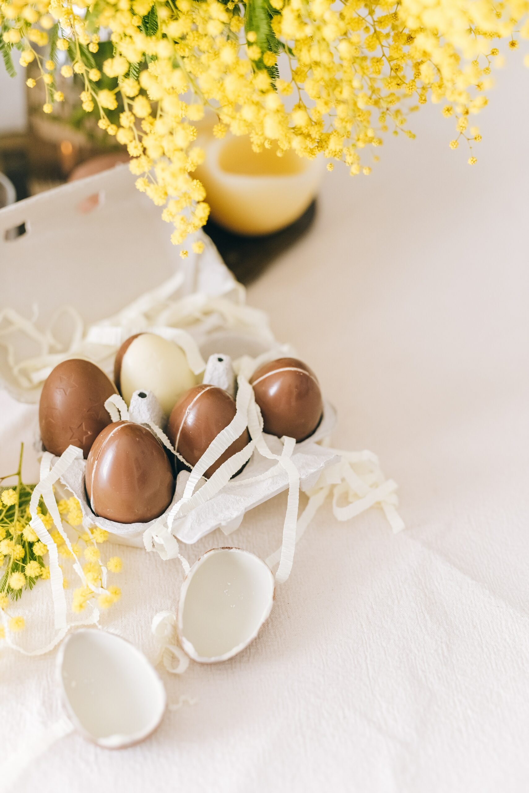 Chocolade Pasen